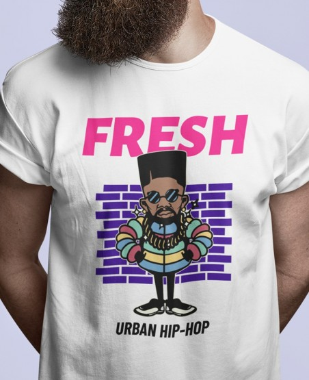 Fresh Urban Hip Hop T-Shirt