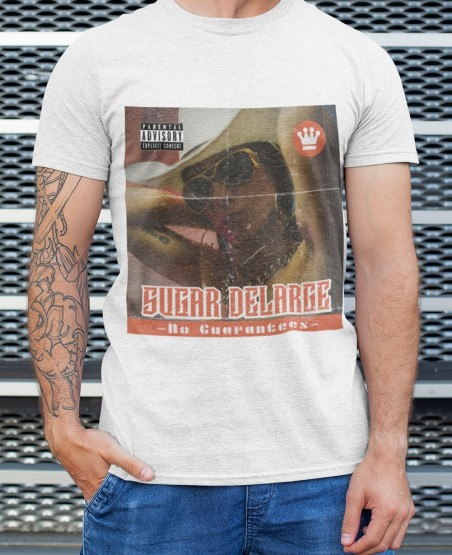 Sugar Delarge No Guarantees T-Shirt