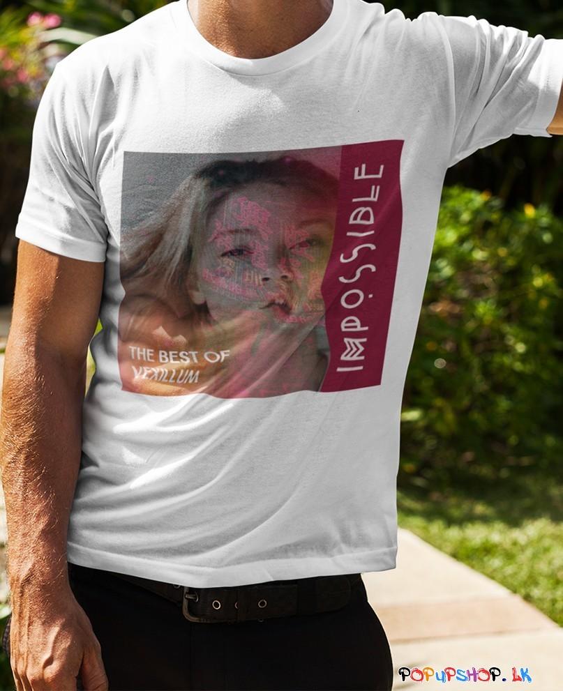 Impossible T-Shirt | PopUpShop Sri Lanka
