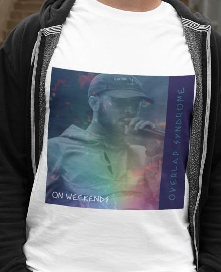 Overlap Syndrome T-Shirt| PopUpShop Sri Lanka