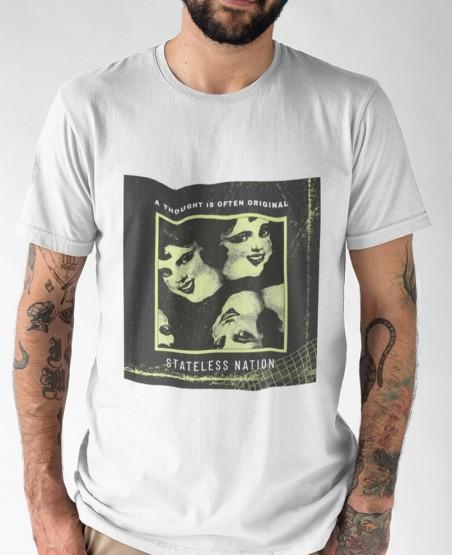 A Thought is Often Original T-Shirt Sri Lanka