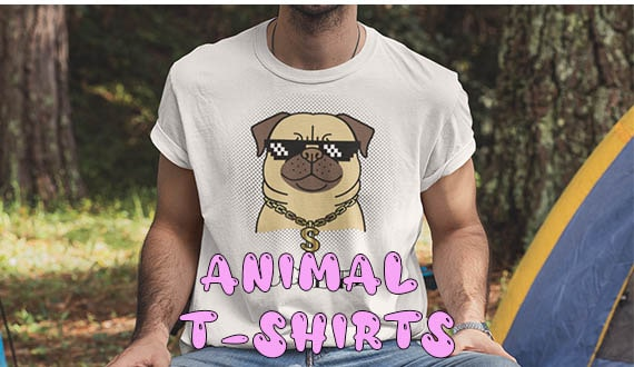 Animals T-Shirt Collection