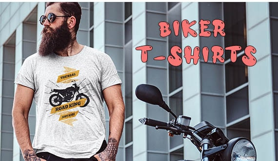 Biker T-Shirt Collection