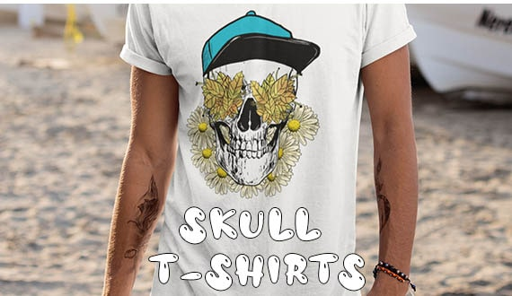 Skull T-Shirt Collection